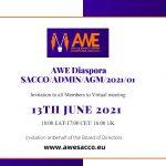 AWE Sacco 1st AGM